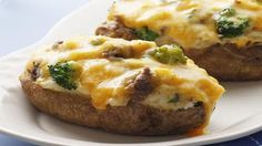 Photo of Cheesy Jacket Potatoes