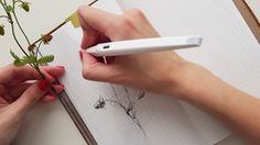 Fast sketching in Midori Traveler`s Notebook - YouTube