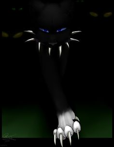 Next: serenitywhitewolf.c…sorry guys this came out darker than I expected. This page was supposed to have Bloodclan charging past.R - Page 2 Raven Comics, Warrior Cats Comics, Warrior Cats Series, Warrior Cats Fan Art, Cat Comics, Warrior Cats Scourge, Warrior Paint, Creepy Cat, Cat Reading