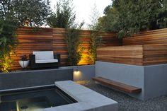 Marin Eichler - modern - Landscape - San Francisco - Huettl Landscape Architecture