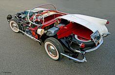 Cutaway Corvette  Hagerty Articles