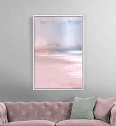 Printable Abstract Art Pink and Blue Decor Beach Art image 0 Glitter Wall Art, Pink Wall Art, Wall Art Sets, Large Wall Art, Wall Art Decor, Pink Abstract, Abstract Wall Art, Canvas Wall Art, Artwork For Home