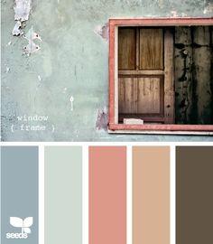Palette colori di riferimento