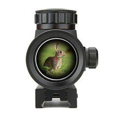 Hot Sale 1X30RD Flashlight Direct Optical Aiming Monocular Telescope For Outdoor Hunting  $68.00    Magnification: 1X  Objective: 30mm  Color: black  Lenght: 10cm  Power By: 1 x Lithium CR2032 Battery (not included)Rapid aiming point with red and green double light allows you to quickly grasp and missile launch target scene. Comprehensive vega installed deck to affix scope most weapons.  Features:  – High precision sights design to capture target faster and more accurate.
