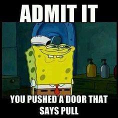 admit it urgently