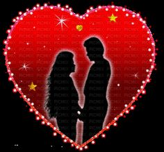 Kaz_Creations Heart Love Animated Couples Couple