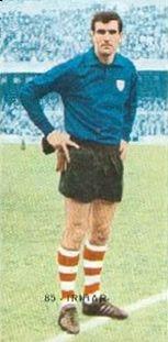 Cromos de Iríbar, el que pudo ser Balón de Oro (5). Temporada 1968-69.