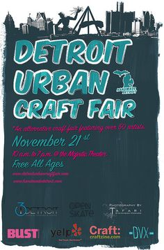 Detroit...a crafty towm