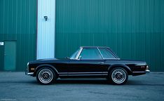 What is the next vintage car to skyrocket in value? Mercedes-Benz W113 280SL