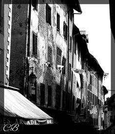 Briançon ,...vieilles maisons