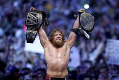 WrestleMania is the biggest show of the year for the WWE , but the lack of a top storyline for former world champion Daniel Bryan just a few weeks from the pay-per-view proves the company is failing to utilize one of its top wrestlers. Wrestling Superstars, Wrestling Wwe, Wwe Entrance, Daniel Bryan Wwe, Wwe Top 10, Vince Mcmahon, Wwe World, Wwe Champions, Wwe News