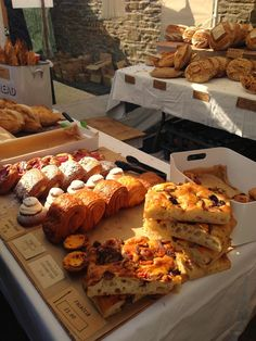 Forge bakehouse stall - Cobbles & The Country: Fairs, Fetes & Farmers Markets - Sheffield