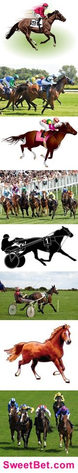 Play Free Horse Racing Games @ SweetBet.com