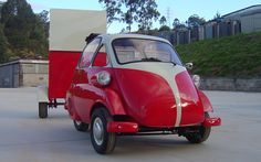 In 1955, Iso licensed the Isetta to Romi, a machine-tool manufacturer headquartered in the city of Santa Bárbara d'Oeste, in the State of São Paulo. The Isetta was chosen because it was considered an ideal vehicle for use in the cities by virtue of its size and economy. Released on September 5, 1956, it was the first car produced in Brazil.