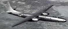 CONVAIR XB-46 was a single example of an experimental medium jet bomber which was developed in the mid-1940s but which never saw production or active duty. It competed with similar designs, the North American XB-45 and Martin XB-48, all of which saw little use after the successful development of the Boeing XB-47. First flight : 2 April 1947 Retired : 1947