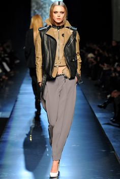 Jean Paul Gaultier Fall 2012 Ready-to-Wear Collection Slideshow on Style.com