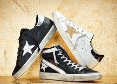 CLOSET ESSENTIAL COOL KICKS WEAR-EVERYWHERE SNEAKERS, FEATURING EXCLUSIVE PAIRS FROM GOLDEN GOOSE