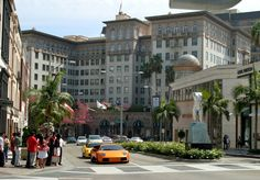 Rodeo Drive baby, Los Angeles, USA. #rodeodrive