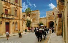 Mdina the Silent City - Malta Taxi Online +35699977761