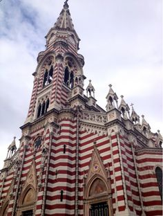 Iglesia bogota tours