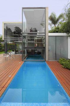 House in La Planicie - A project by Doblado Arquitecto