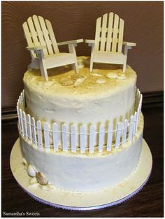 Samantha's Sweets: Destination Wedding Cakes