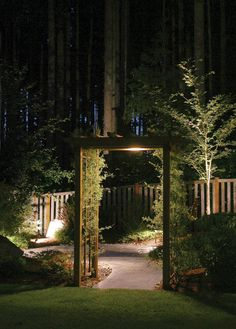 Gorgeous 30+ Landscape Ligthing Ideas https://gardenmagz.com/30-landscape-ligthing-ideas/