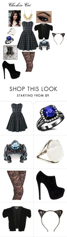 """The Cheshire Cat"" by nchavez113 ❤ liked on Polyvore featuring Jack Wills, Lanvin, Ann Demeulemeester, Leggsington, Steve Madden and Giambattista Valli"