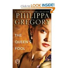 My very first Philippa Gregory novel