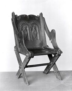 Glastonbury armchair (Armchair) | V&A Search the Collections