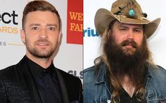 Triple nominee and Best New Artist-hopeful Chris Stapleton is a Grade A performer but when he takes the stage Wednesday during country music's biggest night, he'll get a little help from a friend: Justin Timberlake.