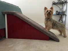 Pet Ramp for Dogs Dog Ramp 18 High Great for Small