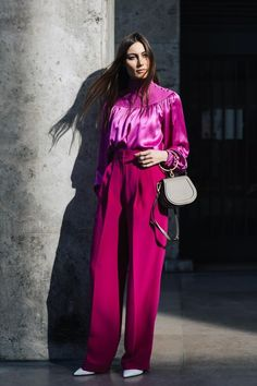 Pink Fashion Trends 2017, Pink Fashion, 20 ways to wear pink, Fashion Trends 2017, Styling Pink, Street Style
