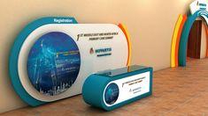 Novartis Event in DubaiAdvertising Agency: CAT _ Creative Advertising ThinkingDesign & 3D Modelling: Hany Ibrahem