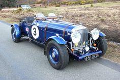 1950 Bentley Special MK6