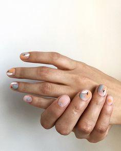 Маникюр Nail manicure 2018 2019