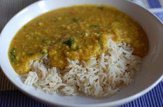 Gujarati Dal Bhat (Dal Rice)