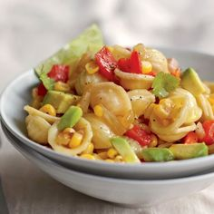 The 10 Easiest Pasta Meals Ever | Women's Health Magazine