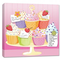 So cute cupcake magnetic memo board, trying to talk myself out of buying it but I love it