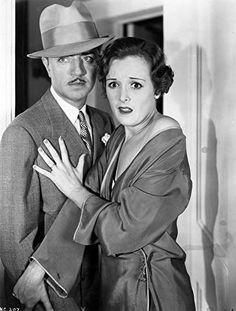 Mary Astor and William Powell in The Kennel Murder Case. Dashiell Hammett, Mary Astor, Nick And Nora, William Powell, Myrna Loy, Celebs, Celebrities, Best Actor, American Actors