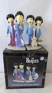 Cartoon+Salt+and+Pepper+Shakers | ... Beatles Vandor 2004 Animated Cartoon Salt and Pepper Shakers MIB #G5