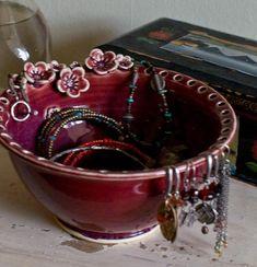 Ohrring-Halter, Mütter Tag Geschenk Schmuck Gericht, Ohrring Schale, Schmuck-Bowl-Veranstalter