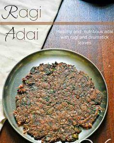 Gluten Free Ragi Roti | Spiced Finger Millet Flat Bread