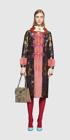 GUCCI PRE-FALL 2016 Look 8 Front Side