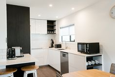 The Block NZ – Kitchen and dining area   Habitat by Resene