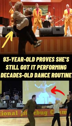 #Year #Proves #Performing #Decades-Old #Dance #Routine