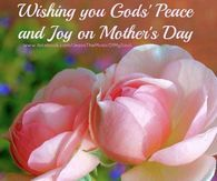 God's Peace On Mother's Day mom mothers day happy mothers day mothers day quotes happy mothers day quotes mothers day images mothers day quotes and sayings mothers day pic Happy Mothers Day Daughter, Happy Mothers Day Images, Happy Mother Day Quotes, Mothers Day Pictures, Mother Day Wishes, Mother Quotes, Blessed Mother, Mother And Father, Mothers Love