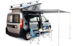 Multi Camper: внешне почти неотличим от обычного Fiat Doblo