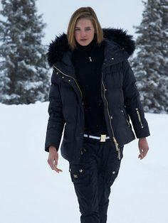 Ski Jackets, Jackets For Women, Winter Jackets, Winter Outfits, Ski Outfits, Down Ski Jacket, Snow Outfit, Snow Fashion, Puffy Jacket