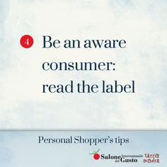 #PersonalShopperTips #SaloneDelGusto #TerraMadre #SlowFood Slow Food, Events, Healthy, Tips, Quotes, Inspiration, Style, Quotations, Biblical Inspiration